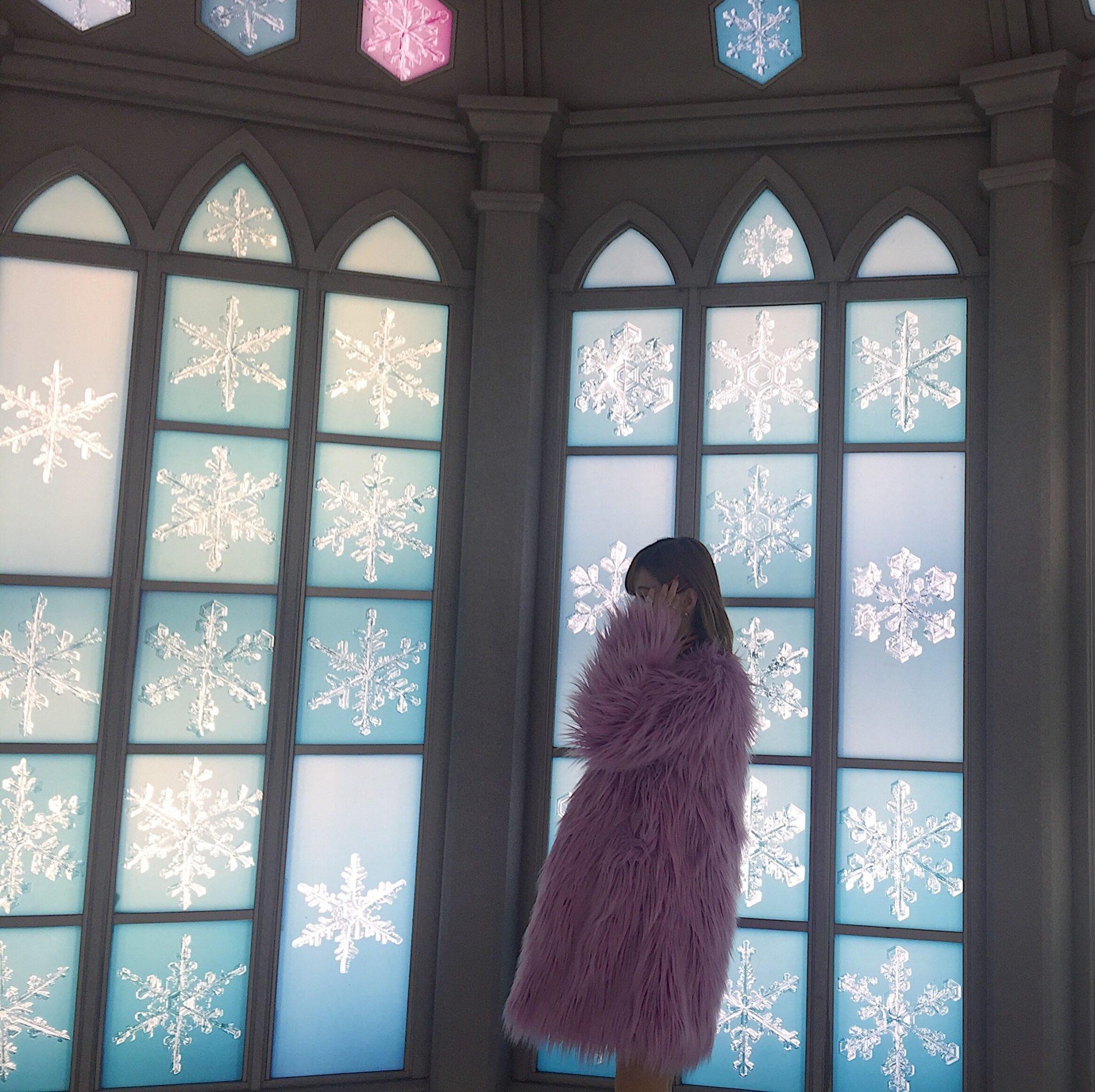 北海道にある雪の美術館♪ #北海道 #雪の美術館