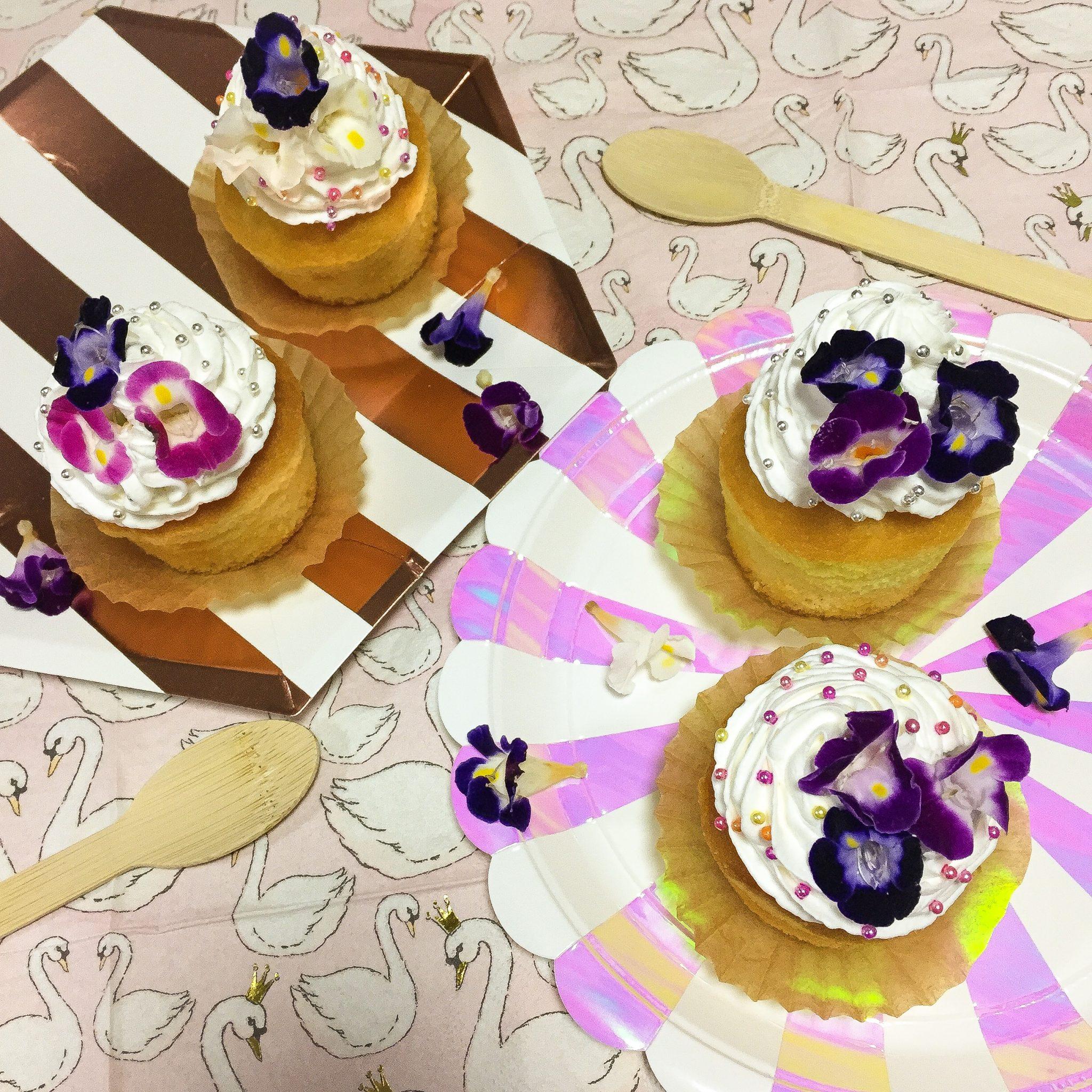 ホームパーティーにおすすめのグッズと食べれるお花 #エディブルフラワー ♡