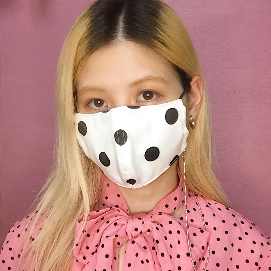 手作りマスクチェーン♡