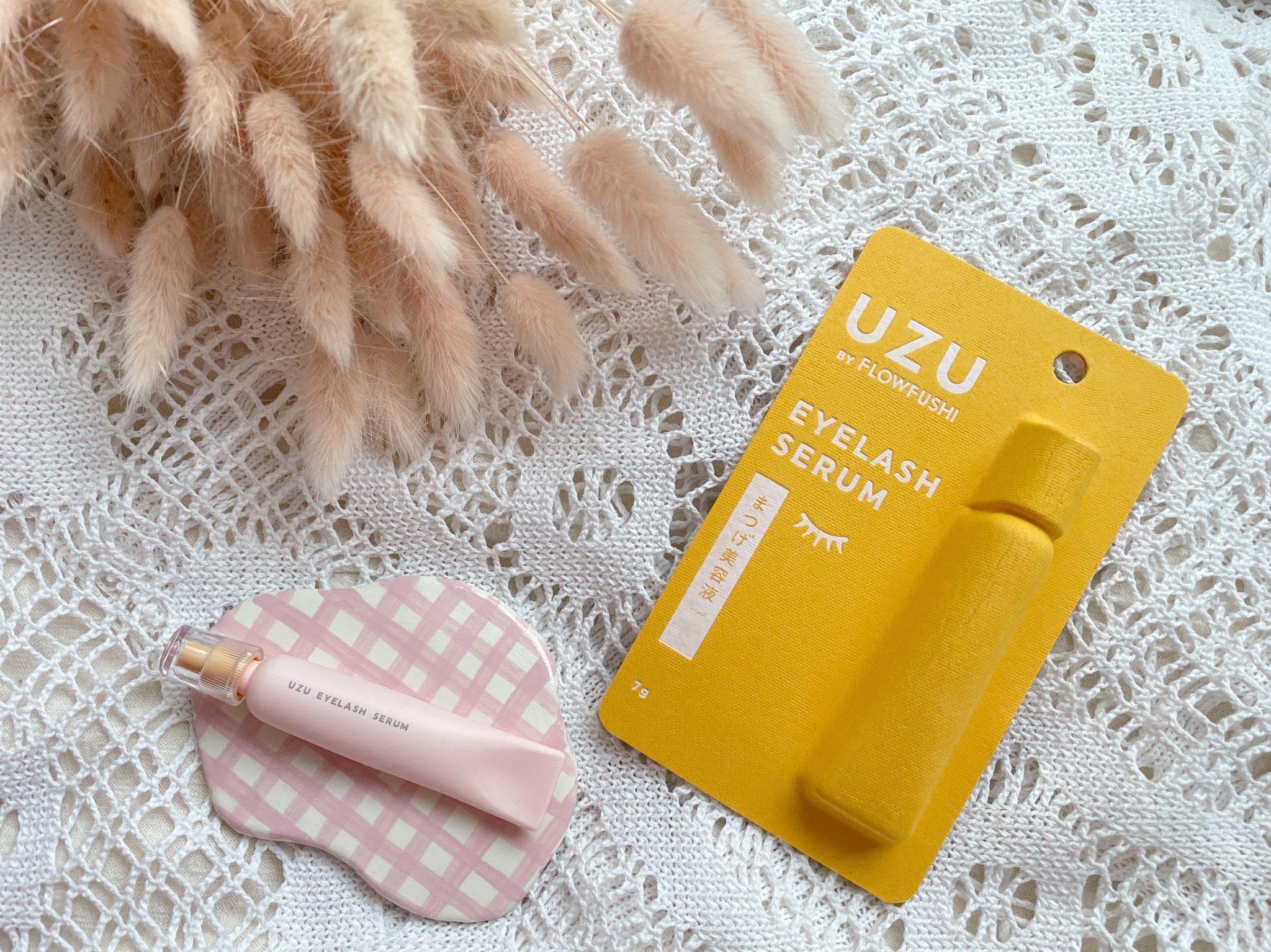最近お気に入りのまつげ美容液♡ #uzu