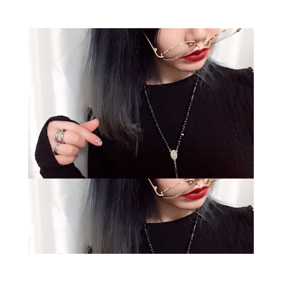 New hair color☆2015年最後のカラーをしてきたよ!