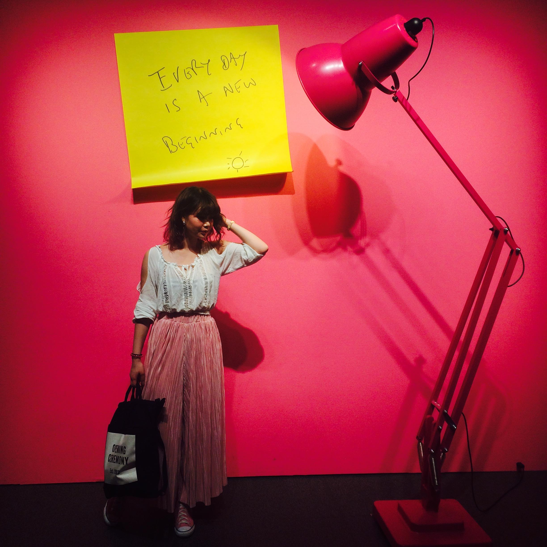#ポールスミス展 に行ってきたよ♡#京都国立近代美術館
