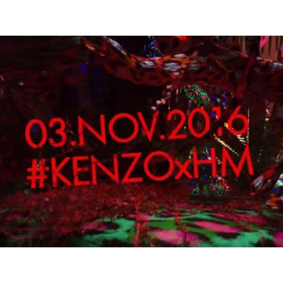 「#KENZOxHM 」ルック、全アイテム公開♡