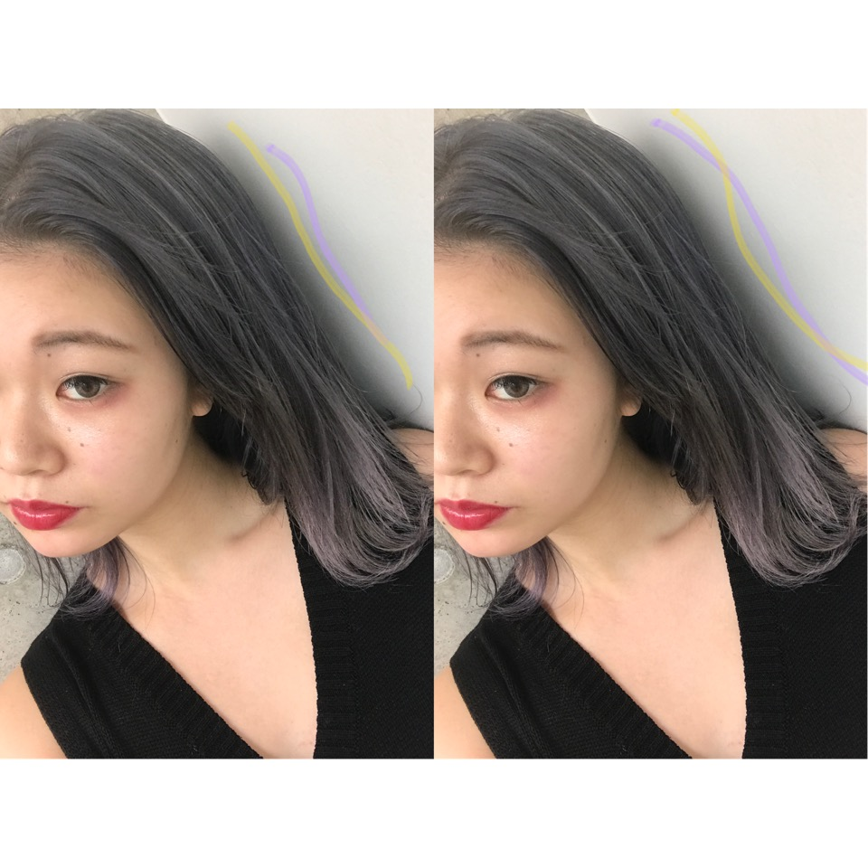 NEW HAIR COLOR♡#SHIMA #吉祥寺