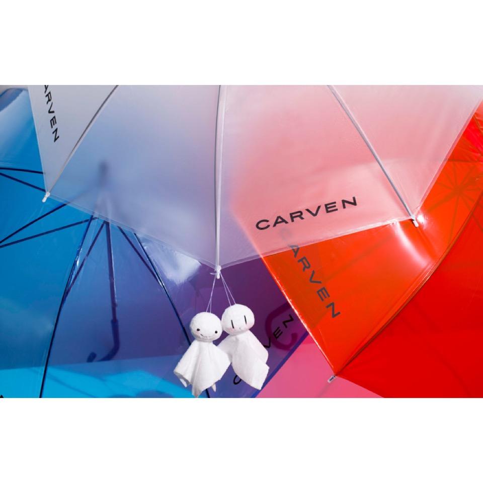 CARVENでスペシャルアンブレラが貰えるレインプロモーションが開始♡#CARVEN