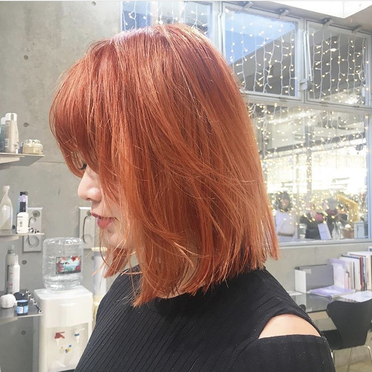 やっぱりオレンジ色ってスーパーカワイイ♡#SHIMA