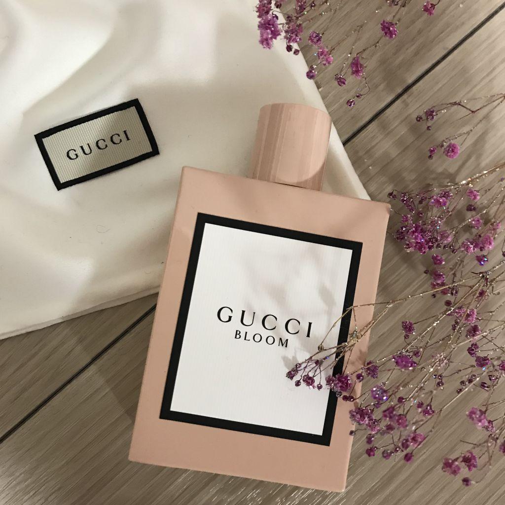 気分転換にエレガントな香り GUCCI  bloomはどう?#GUCCI