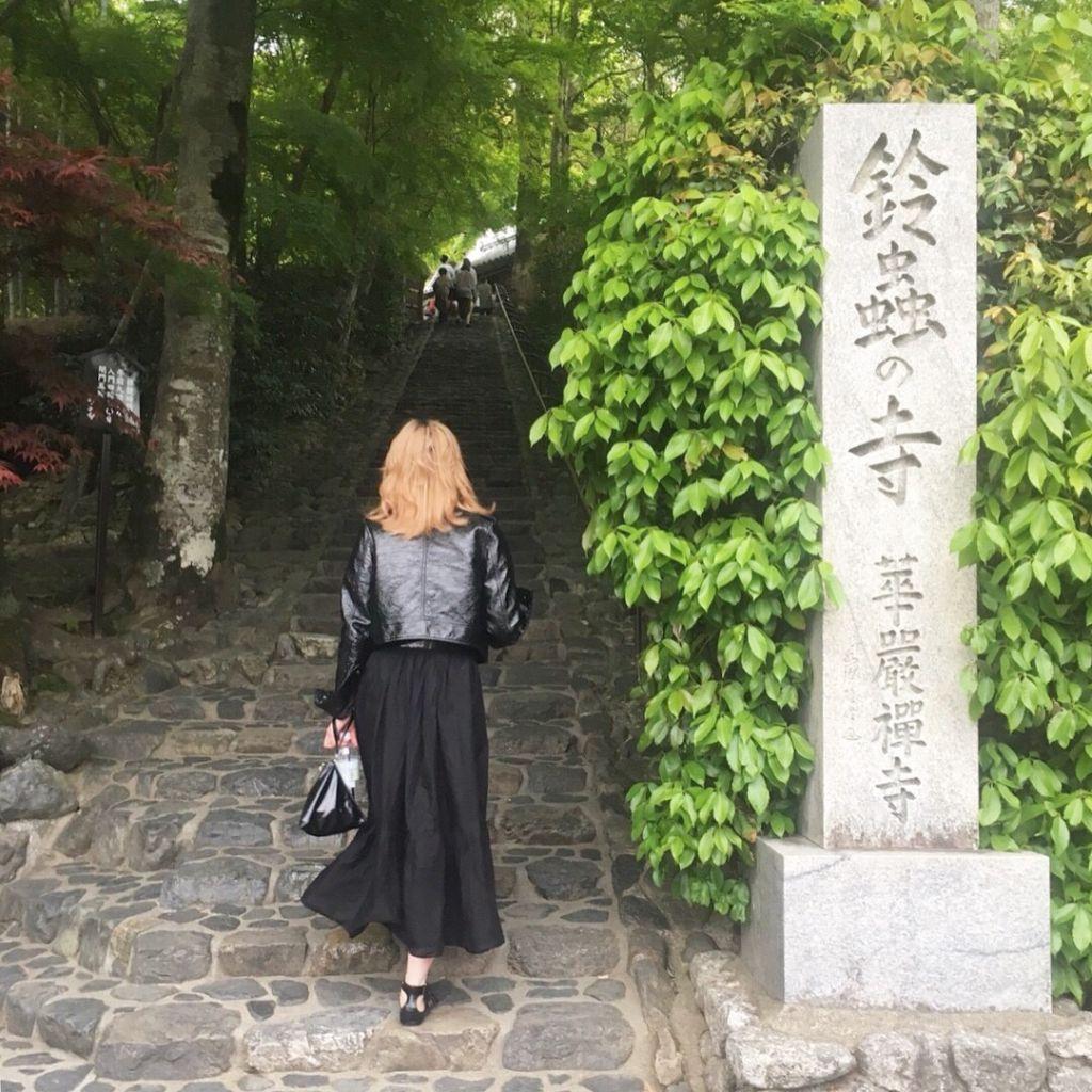 行列のできるお説法。京都に行くなら絶対に訪れるべき!#鈴虫寺