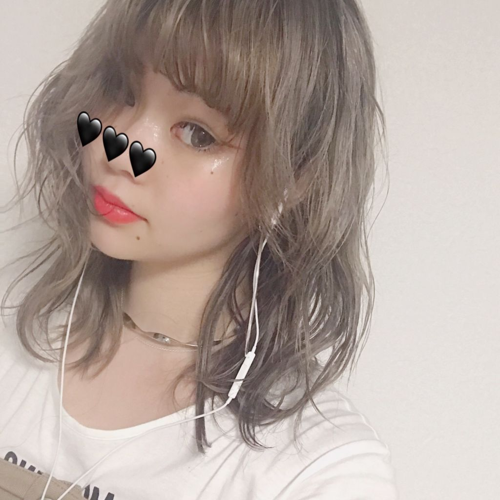 new hair..♡#shima