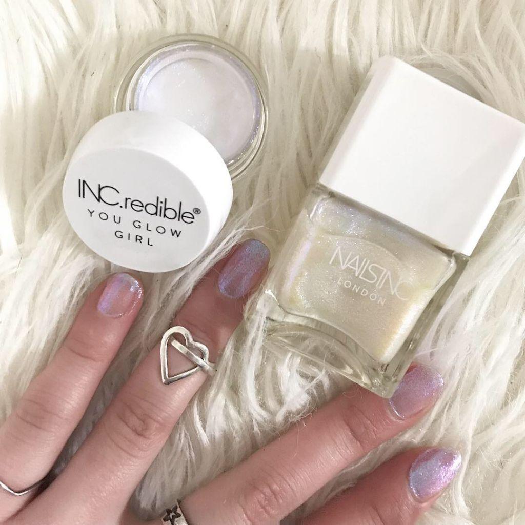 New Nail polish♡#nailsink