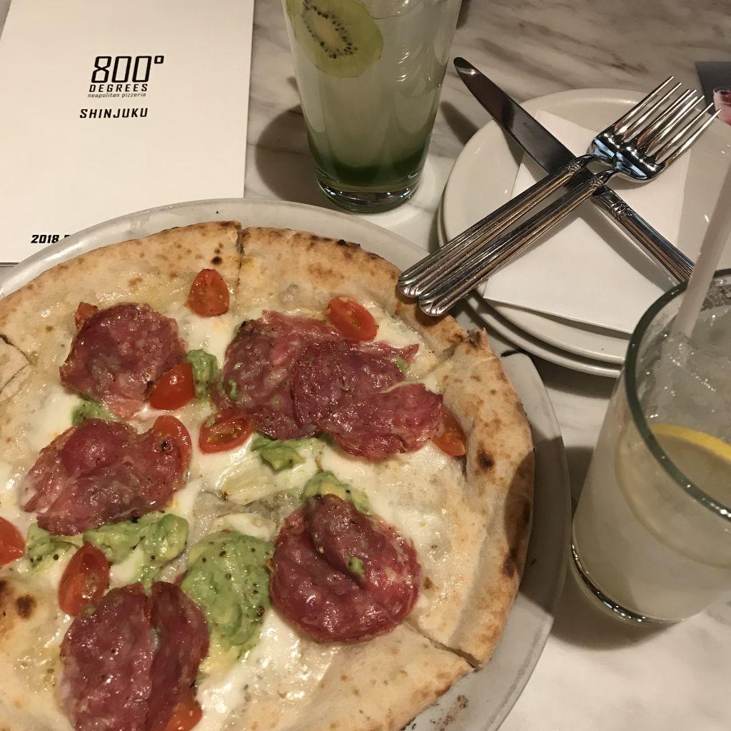 オリジナルのピザをカスタムして食べてみない?#新宿