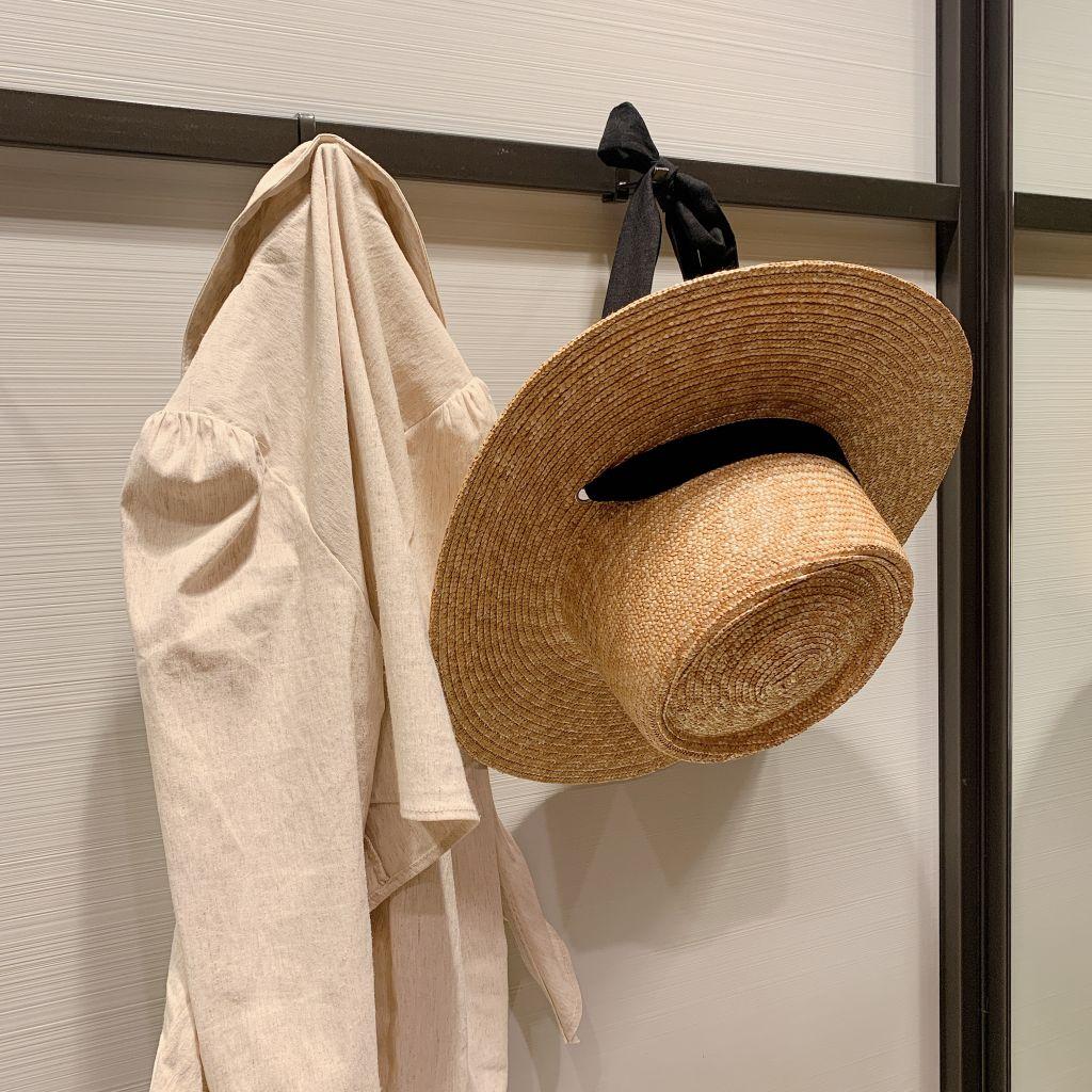 この夏ひとつは持っておきたい麦わら帽子♡#moussy