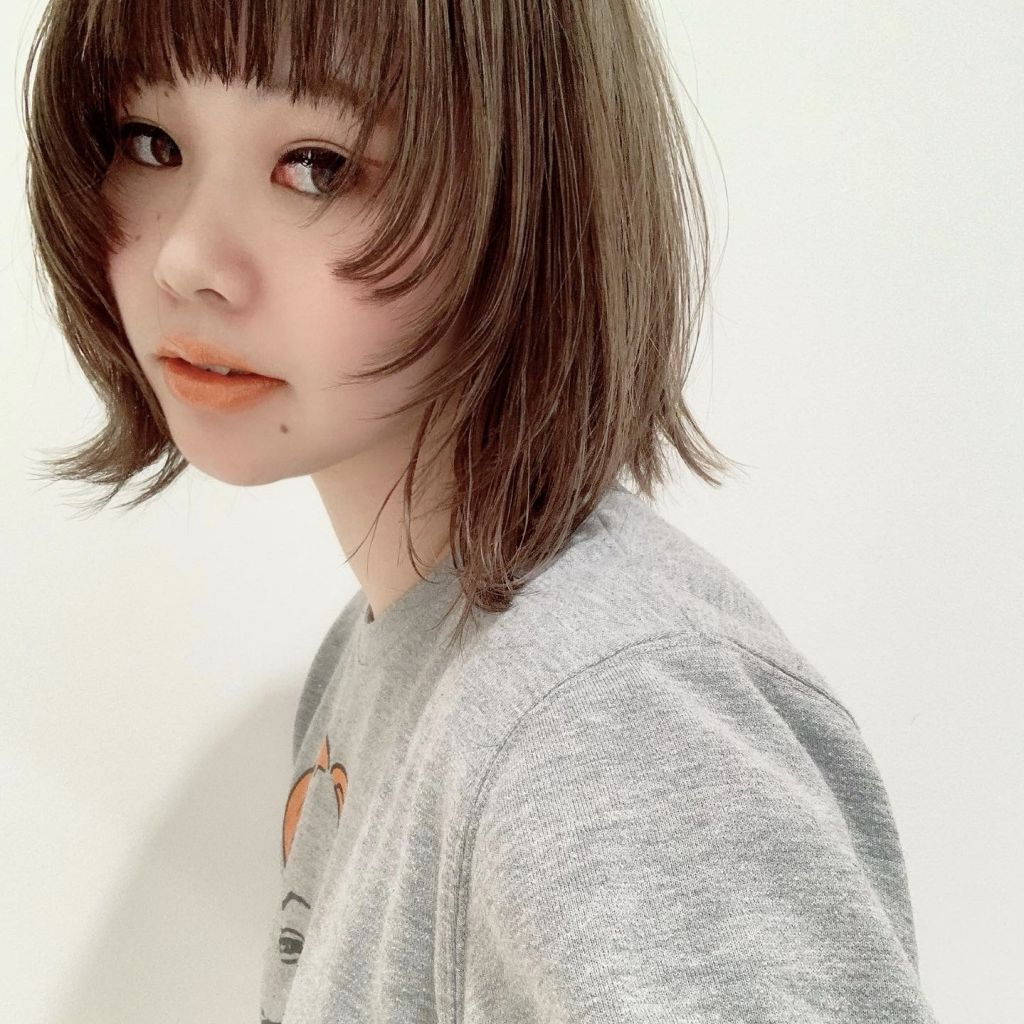 New my hair♡ #shima