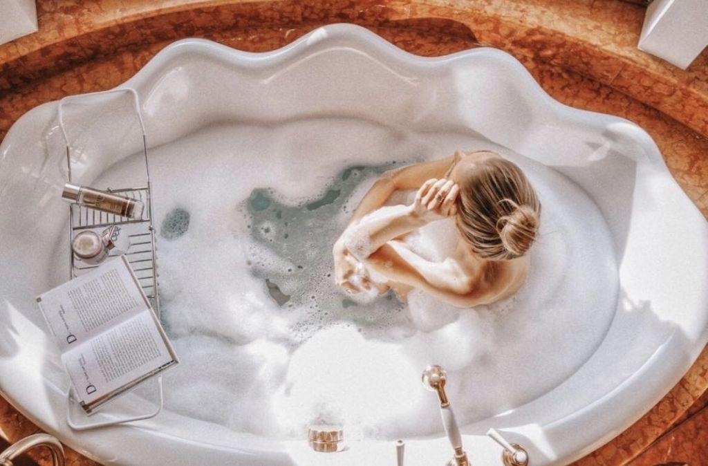#おうち時間 、お風呂の中でできる髪の毛のケアしっかりしてみない?