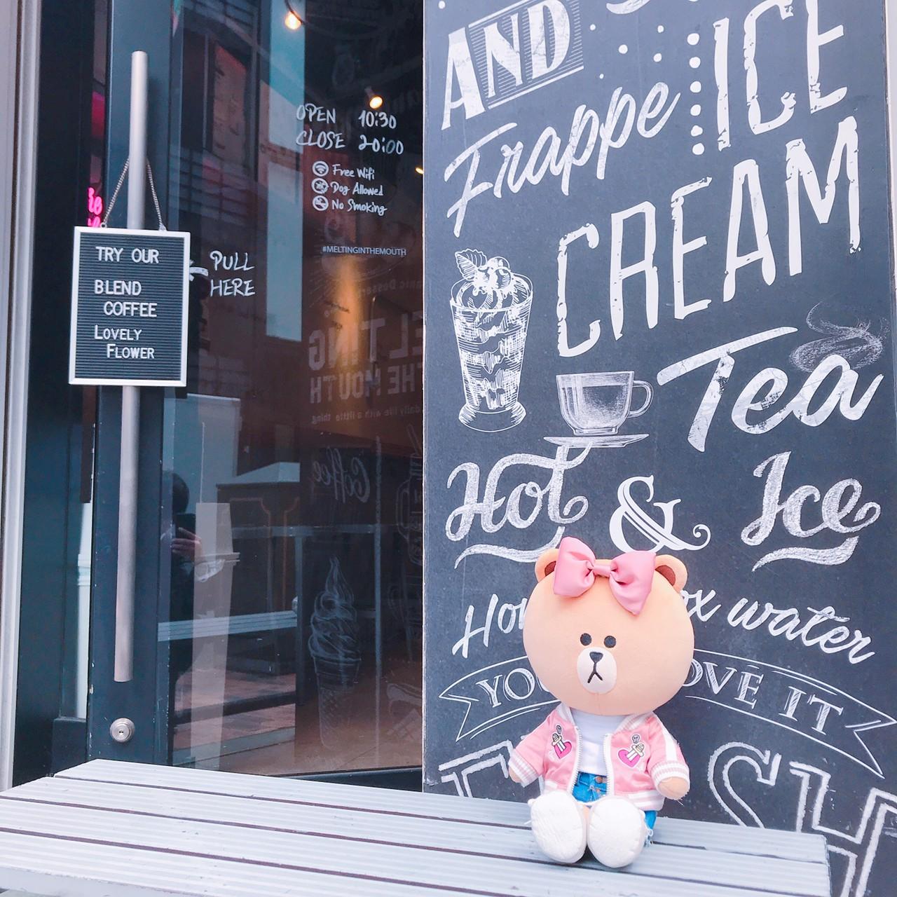 #ThisisCHOCO 【009】絵に描いたようなアイスが食べられる♡メルティングインザマウスで