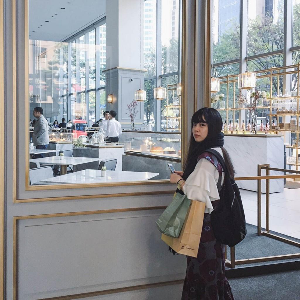 #韓国 カフェがオシャレすぎ! #ソウル でイチオシの3軒をまとめて紹介! ② Bover Lounge・明洞 / ミョンドン #カフェ巡り #韓国旅行