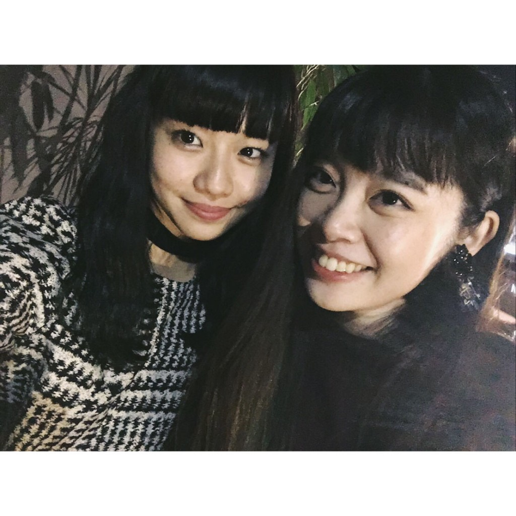 小室哲哉さんがプロデュースした5人組ガールズユニット #DefWill のHinaちゃんと台湾で食事した! Def Willの紹介も♡