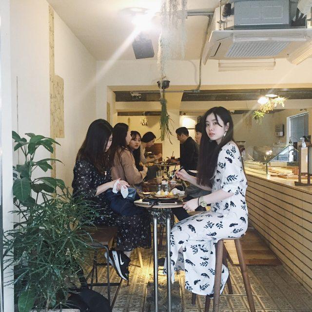 #韓国 で女子旅!今回も美味しくてオシャレなお店をレポート!⑥ sous le gui・漢南洞 / ハンナムドン #韓国旅行
