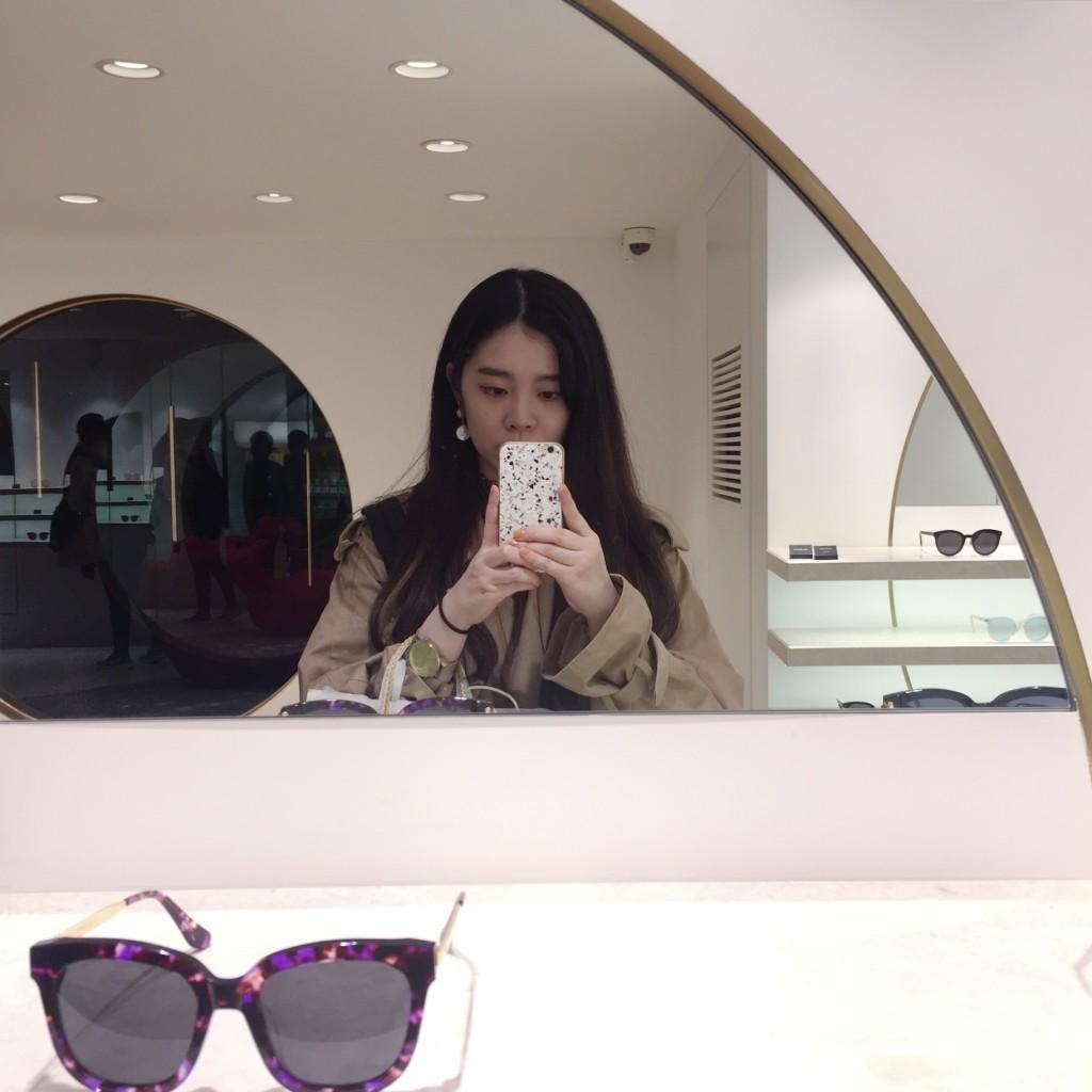 スターたちも愛用するサングラスブランド #GENTLEMONSTER ・弘大 / ホンデ も行ってきた! やっとお気に入りのサングラスをGET! #韓国旅行