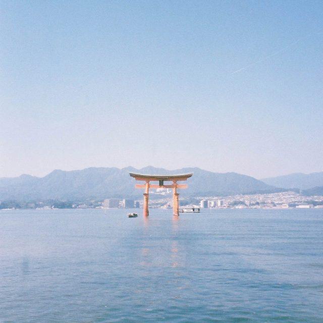 #広島 初上陸! #日本三景 の #宮島 へ! 海に浮かぶ大鳥居、#厳島神社 の壮大な景色に感動しました!美味しいものもいっぱいある!