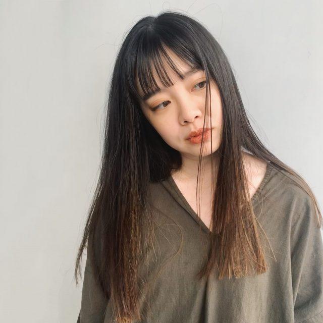 今回も #SHIMA HARAJUKU LEAP に行って来た!ぱっつんっとカットを♡ #HAIR