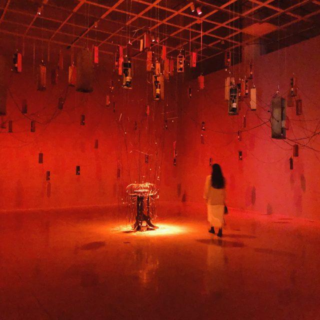 #2020台湾美術ビエンナーレ #Subzoology へ! 台湾力強い新世代アーティストの作品を鑑賞
