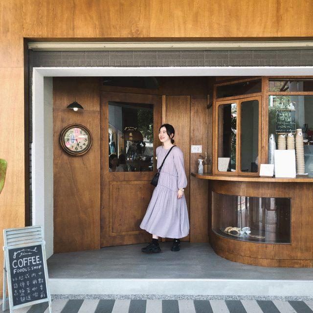 #台湾 #高雄 へプチ旅行! 泊まった宿 #鶴宮寓 と一階のカフェ #龜時間 が素敵すぎる