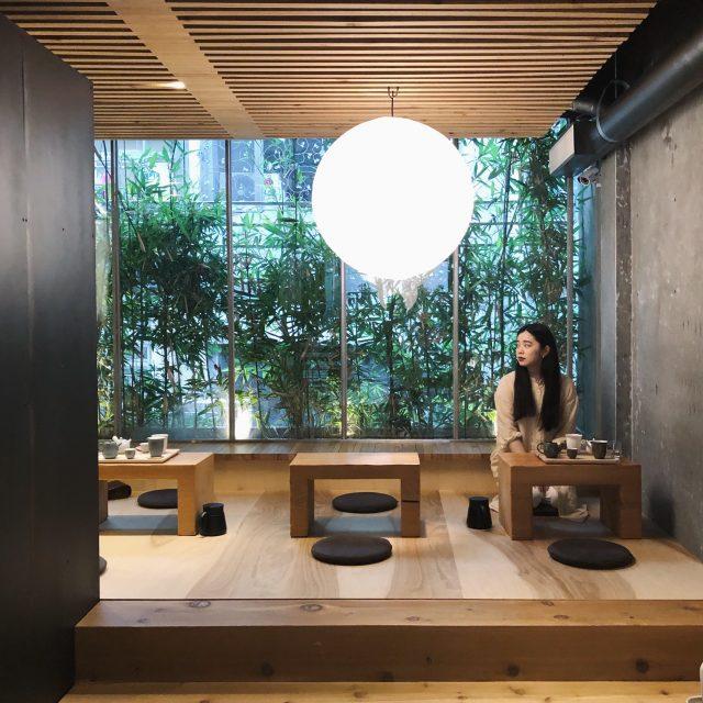台湾茶を堪能! 地元 #台湾 #台中の「兆兆茶苑」で本格台湾茶をいただく