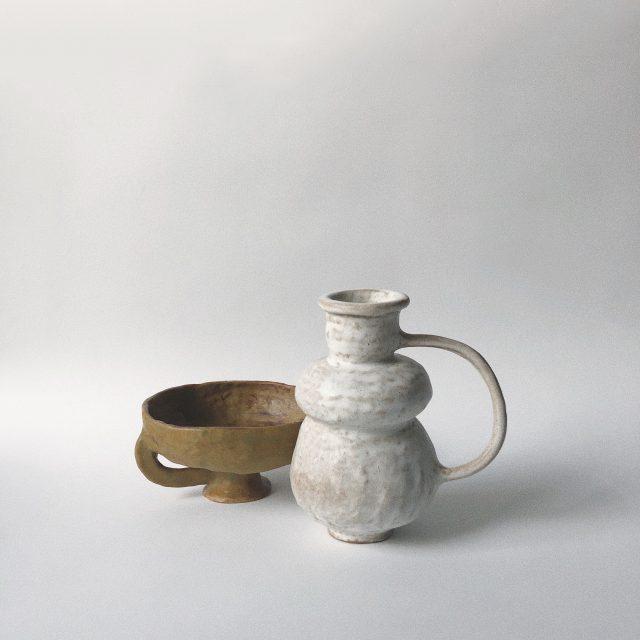 陶芸教室通い始めました! 好みの器を作れるようになりたい♡