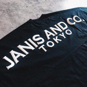 美國製ブラック – JANIS&CO.