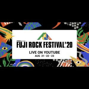 【SARM】FUJI ROCK '20 ROOKIE A GO-GO LIVE ON YOUTUBE 出演決定!