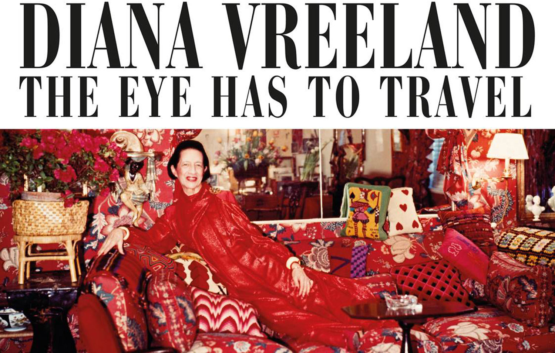 伝説のファッショニスタ Diana Vreeland