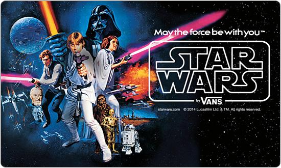 VANS 'STAR WARS' COLLECTION