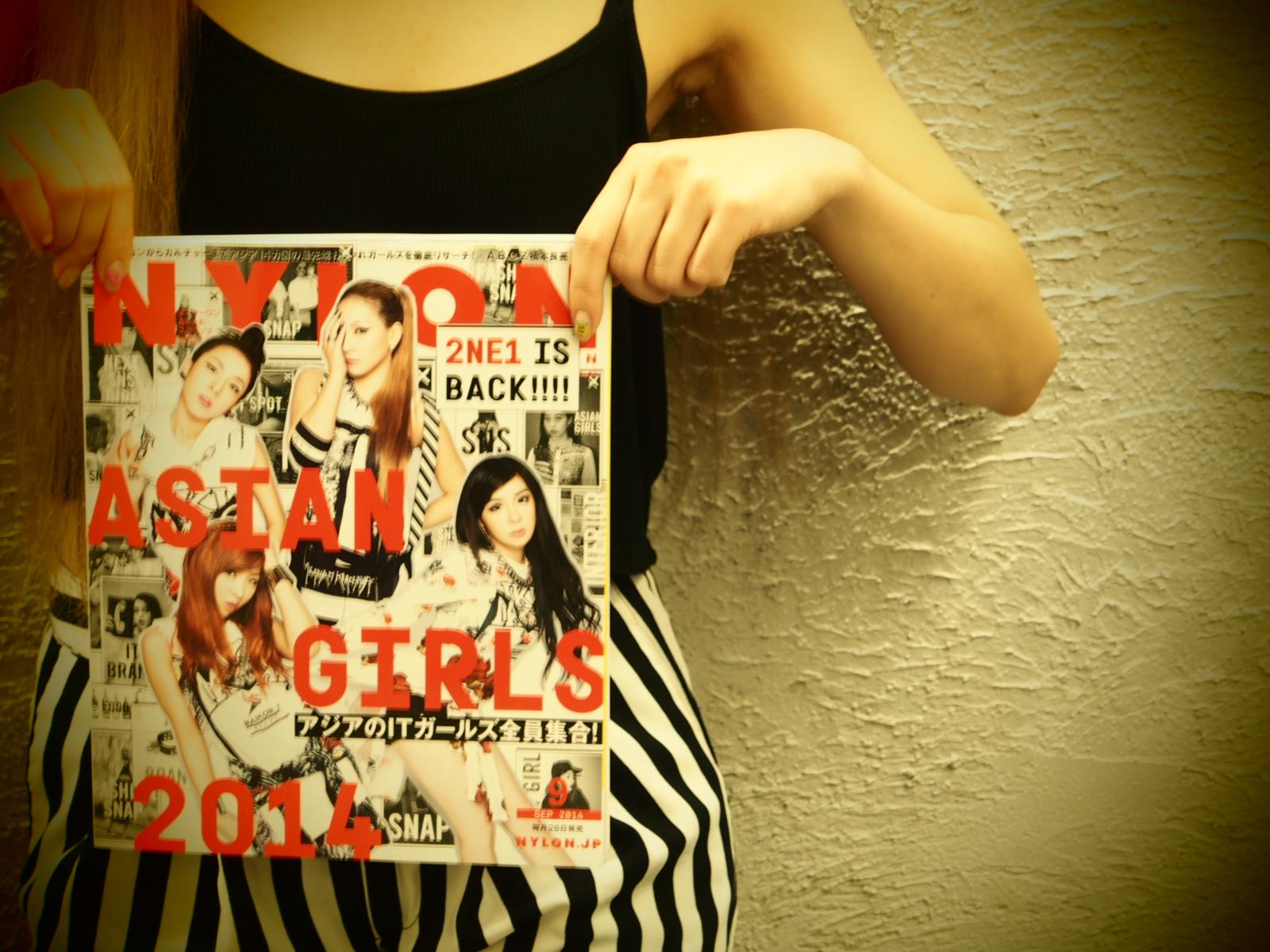 NYLON9月号発売!ASIAN GIRLS特集のおすすめをPICK UP!