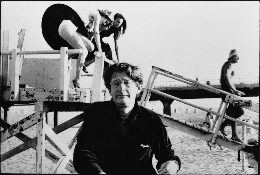 写真家Helmut Newtonの白と黒の世界