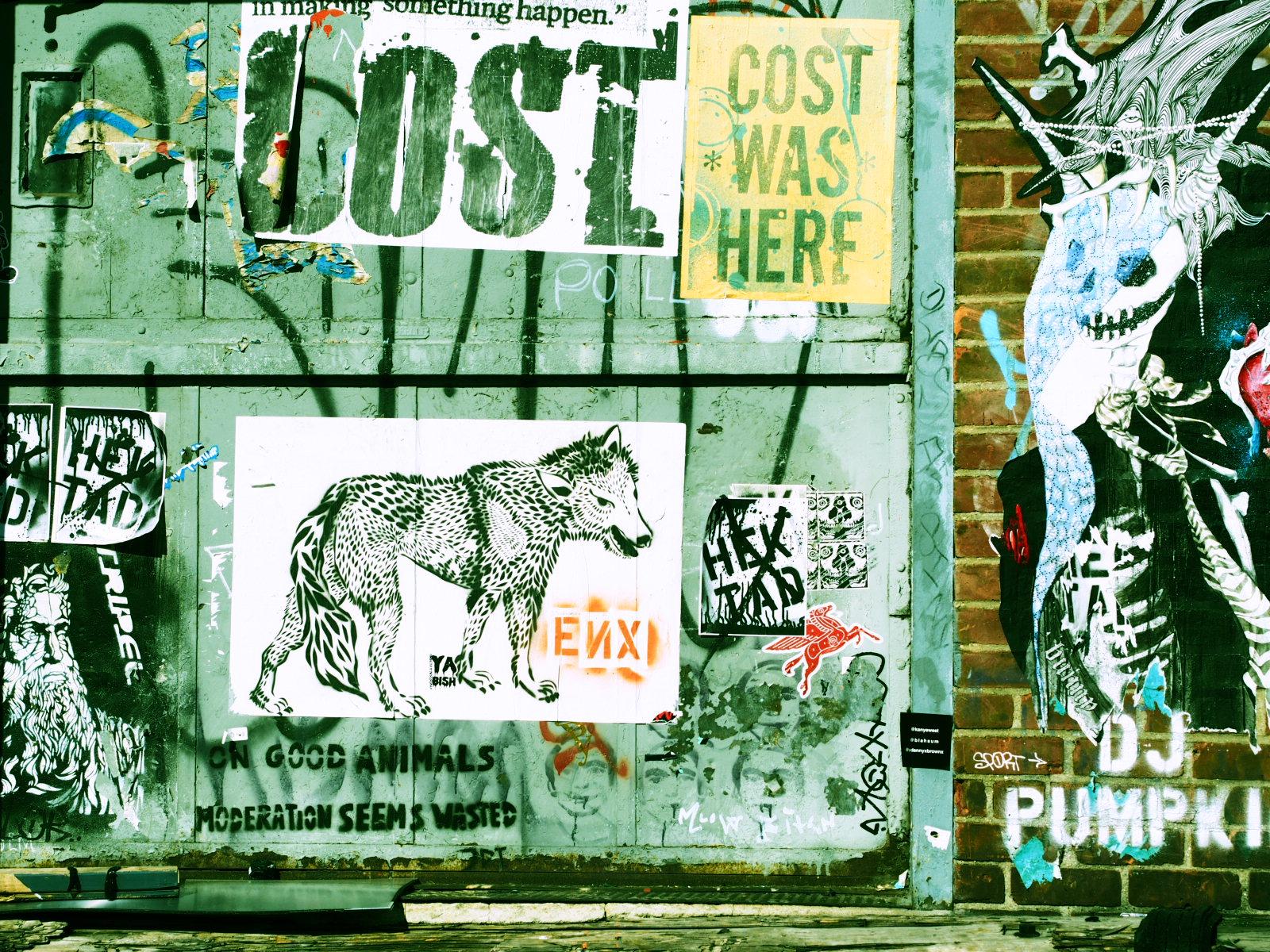 """NYCでおすすめの場所!""""Brooklyn""""とストリートアート"""