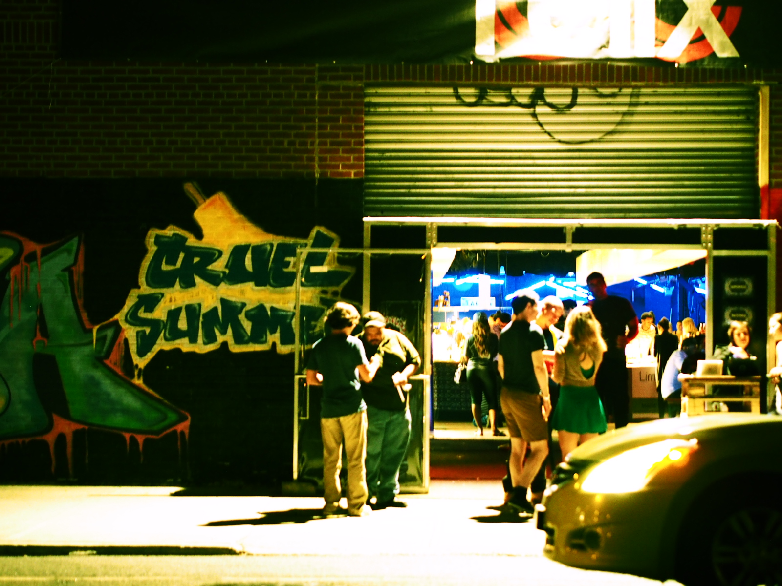 "おすすめのNight Spot!""Brooklyn Night Bazaar"""