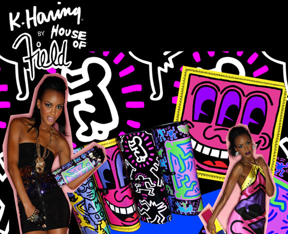 Keith-Haring-Patricia-Field