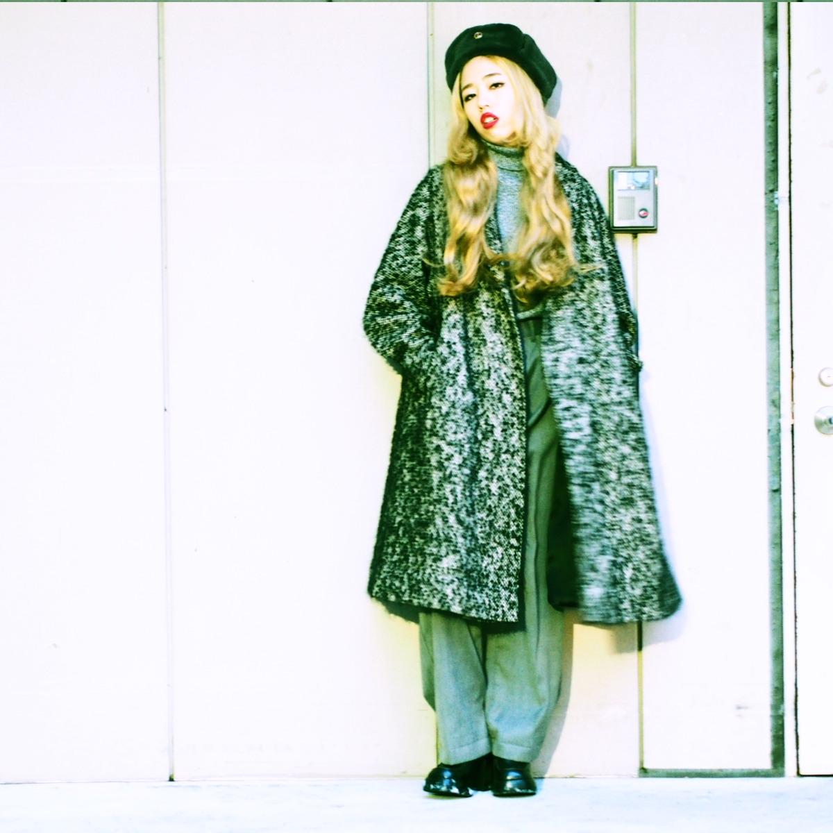 【#OOTD QUEEN】Vintageコートの着こなし術!シンプルにカッコよく着る着方は?