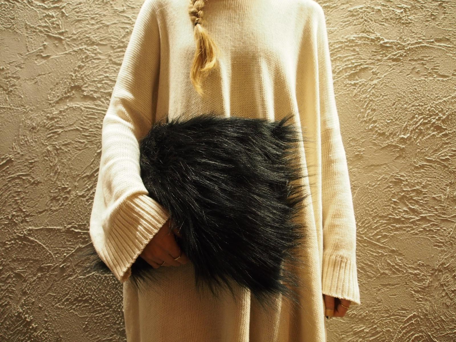 今季トレンド♥手縫いOK!ファークラッチバッグを簡単ハンドメイド♡