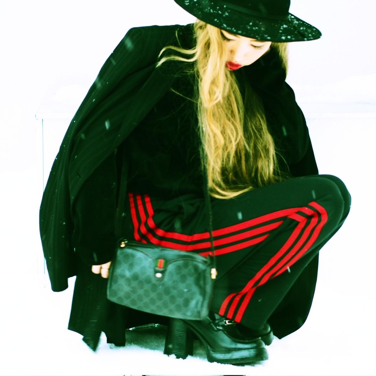 "#OOTD企画は""Adidasジャージ""をチョイス!ジャージをカジュアルに見せない着方を公開!"