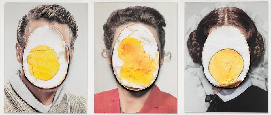 """ポートレートに卵!アーティスト""""Urs Fisher""""から学ぶ固定概念を覆すということ"""