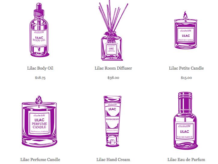 """おすすめのフレグランスは""""elizabethW"""" デザイン×フレグランスで良い香りに溢れた生活を!"""