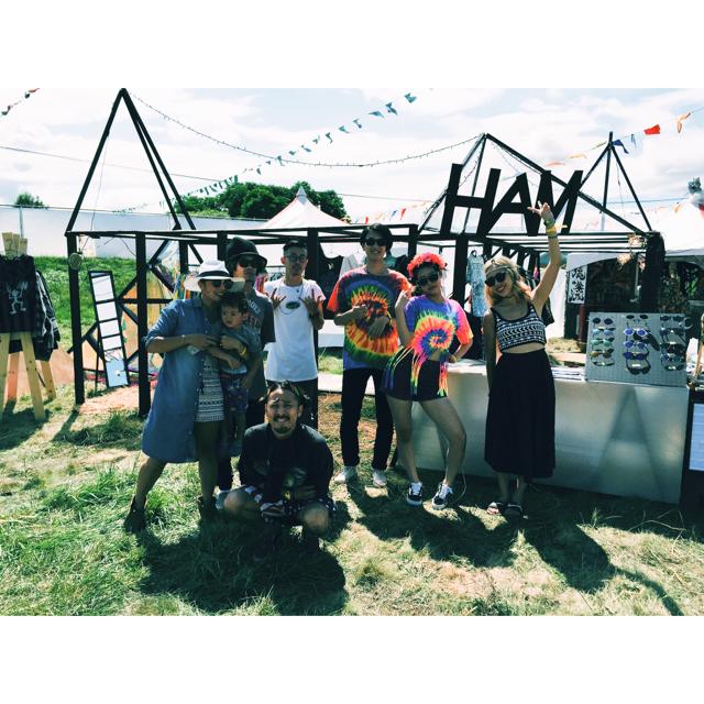 【RISING SUN ROCK FESTIVAL 2015】