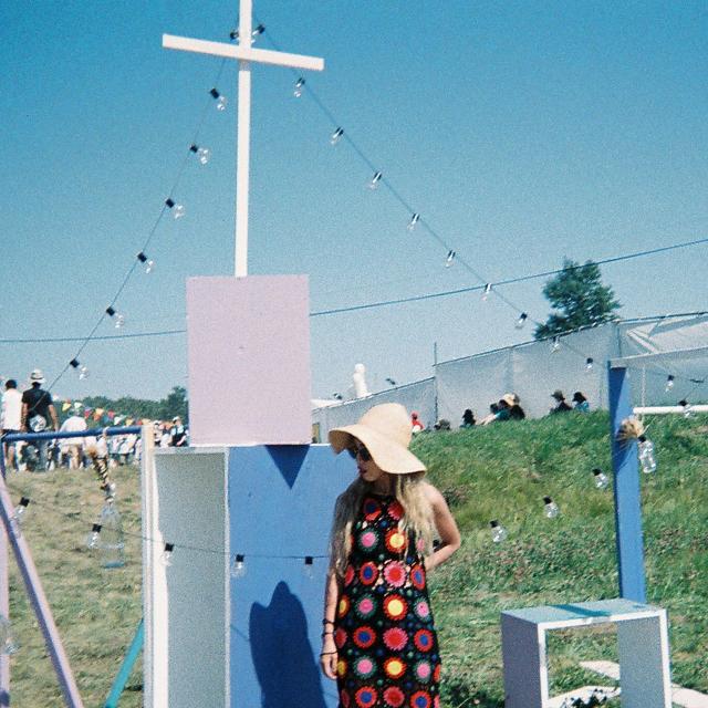 FESTIVAL:毎年恒例のオールナイト野外ロックフェスに出店! #DIY #OOTD