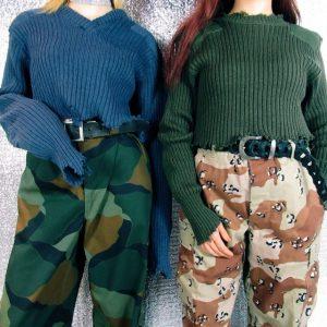 #vintagefashion:冬は何を着る?最近のお気に入りアイテムを紹介します!