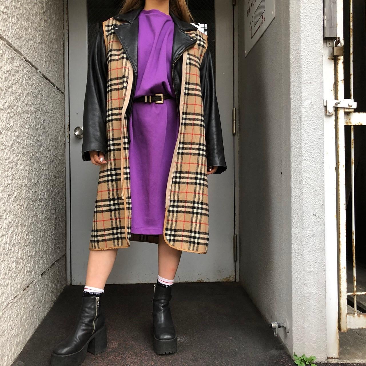 """#fashion : 人気の""""#Burberry """"ノバチェック柄。今年は""""定番""""をやめて新しいスタイリングを!"""