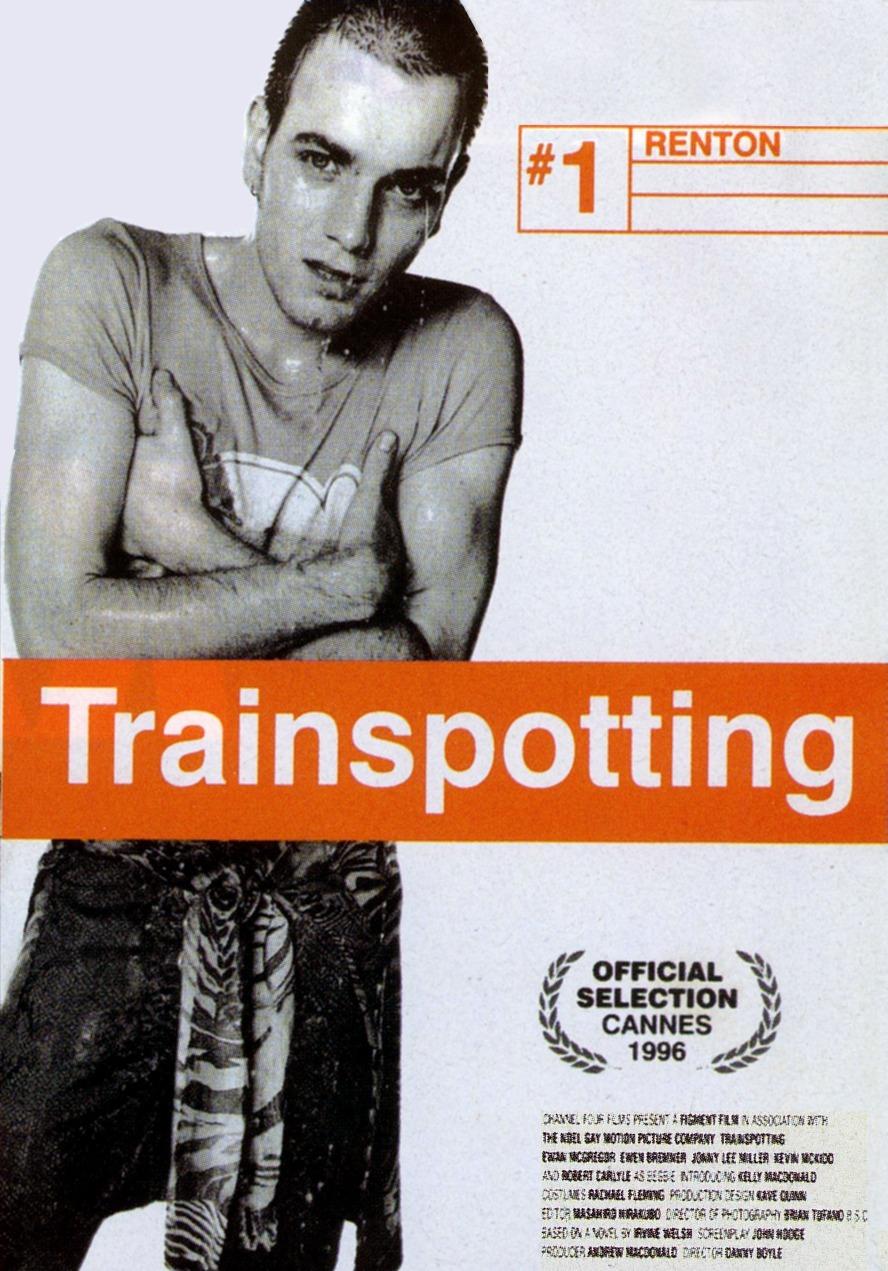 Trainspotting:1990年代イギリスの代表的映画、絶対見るべし!