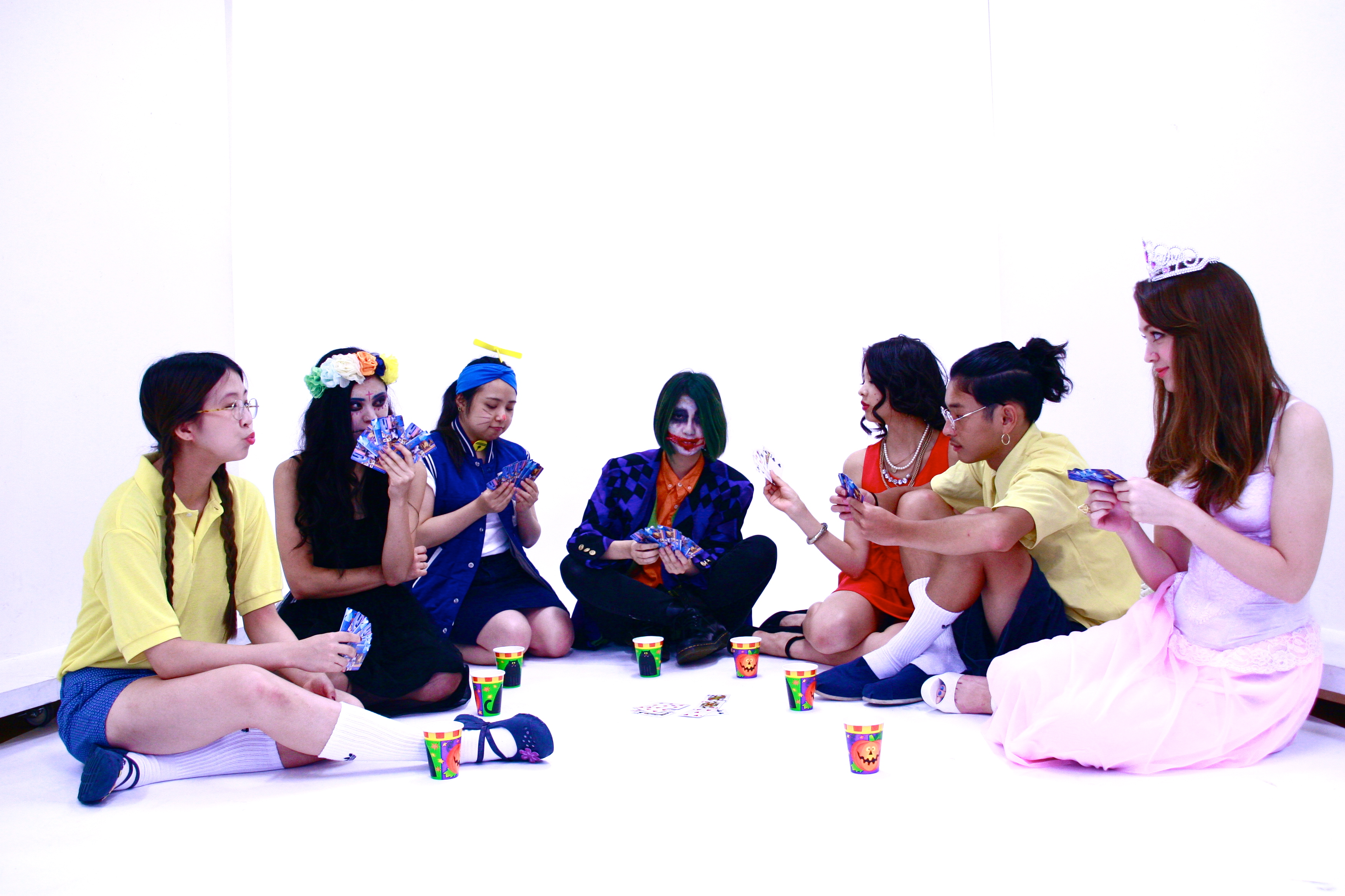 Cheeks TOKYOで学ぶ、直前OK!安上がり!なHALLOWEEN仮装アイディア