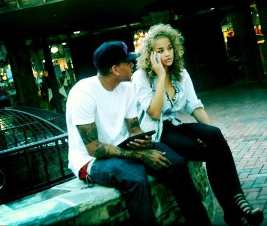 chris-brown-and-jasmine-chillen